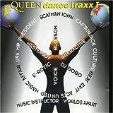 Skivomslag för Queen Dance Traxx 1