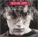Copertina di album per Rocks Off