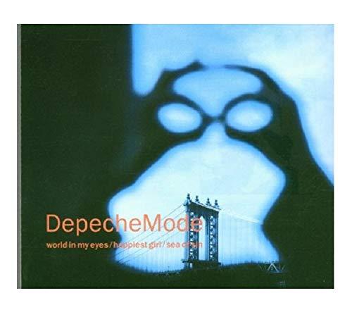 Depeche Mode - World In My Eyes - Lyrics2You