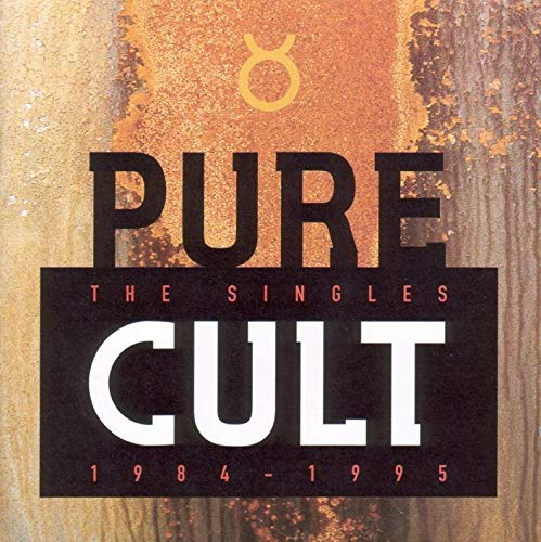 The Cult - Pure Cult, The Singles 1984-1995 - Zortam Music