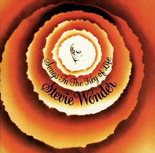 Stevie Wonder - Songs in the Key of Life (disc - Zortam Music