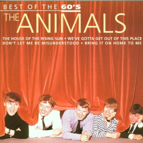 The Animals - Best Of The 60