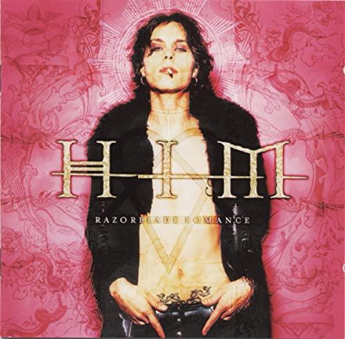 Him - Razorblade Romance [Bonus Disc] - Zortam Music