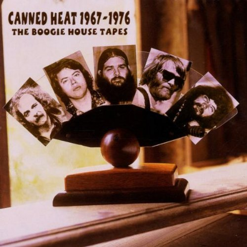 Canned Heat - The Boogie House Tapes (Disk 1) - Zortam Music