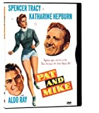 Pat and Mike By DVD