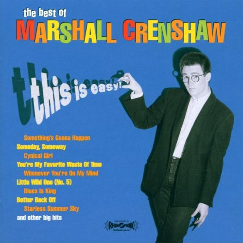 Marshall Crenshaw - Just Can
