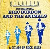 Capa de The Essential Eric Burdon and the Animals: A Decade of Rock Blues