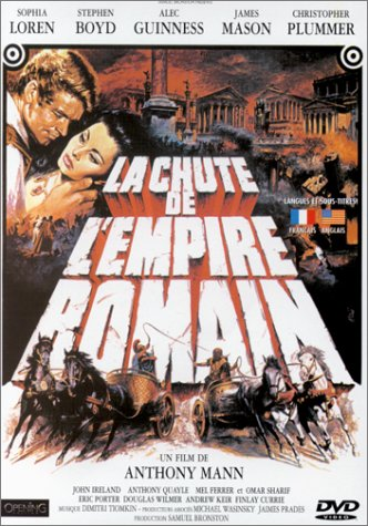 Fall of the Roman Empire, The / ������� ������� ������� (1964)