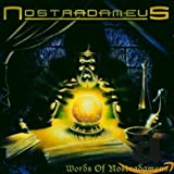 album art to Words of Nostradameus