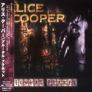 Alice Cooper - Brutal Planet (Bonus Cd) - Zortam Music