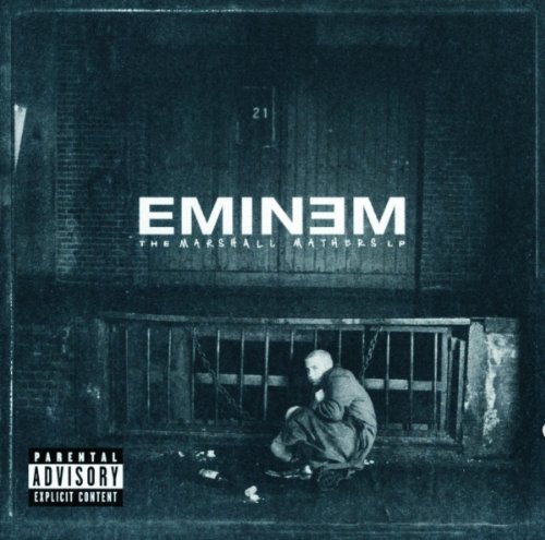 Eminem - The Marshall Mathers LP (Retail) - Zortam Music