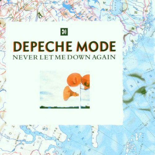 Depeche Mode - Never Let Me Down Again (Cd Maxisingle) - Zortam Music