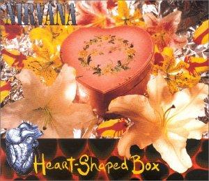 Nirvana - Heart-Shaped Box (EP) - Zortam Music