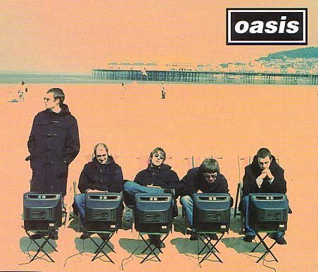 Oasis - Roll with It - Zortam Music
