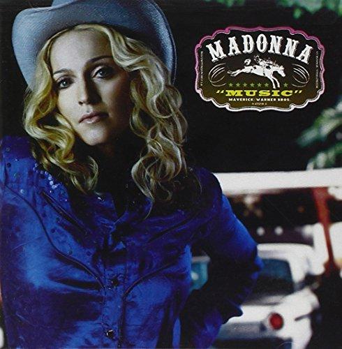 Madonna - Music (Enhanced CD +5 Bonus Tracks) - Zortam Music