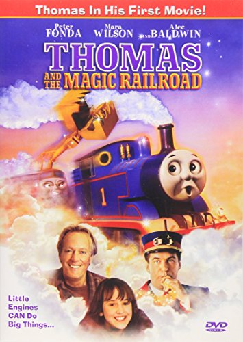 Thomas and the Magic Railroad / Томас и волшебная железная дорога (2000)