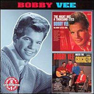 Bobby Vee - The Night Has a Thousand Eyes/Bobby Vee Meets the Crickets - Zortam Music