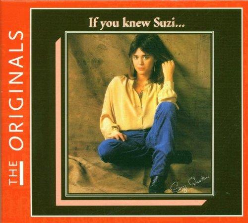 Suzi Quatro - If You Knew Suzi - Lyrics2You
