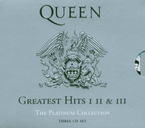 Queen - Platinum Collection, The (Greatest Hits Vol.1-3) [uk] - Zortam Music