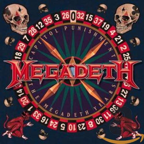 Megadeth - The Megadeth Years - Zortam Music