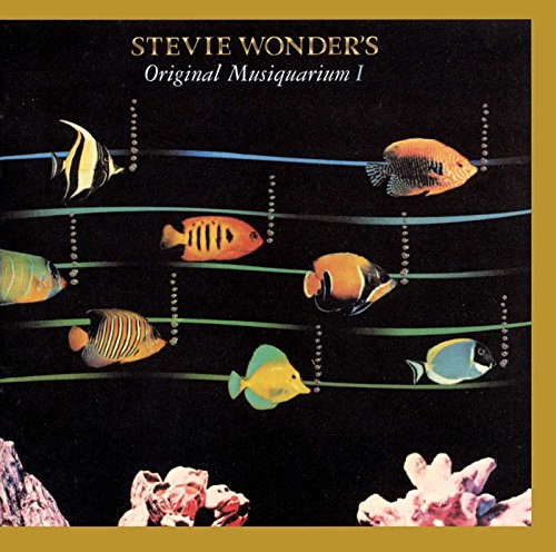 Stevie Wonder - Original Musiquarium I (disc 1 - Zortam Music