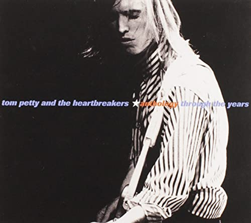 Tom Petty - Anthology:  Through The Years 1976-1993 (2CD) - Zortam Music