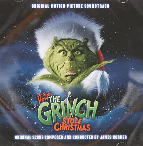 James - How the Grinch Stole Christmas: Original Motion Picture Soundtrack (2000 Film) - Zortam Music