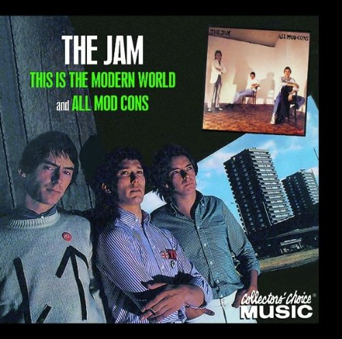 The Jam - This Is the Modern World/All Mod Cons - Zortam Music