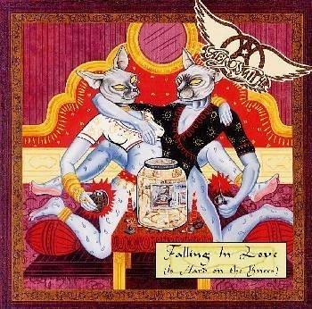 Aerosmith - Falling in Love (Is Hard on the Knees) - Lyrics2You