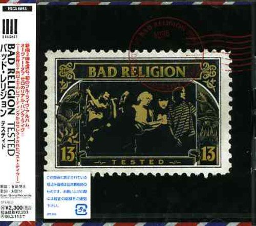 Bad Religion - Tested [live] - Zortam Music