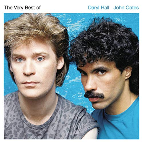 Hall & Oates - The Very Best of Daryl Hall & - Zortam Music