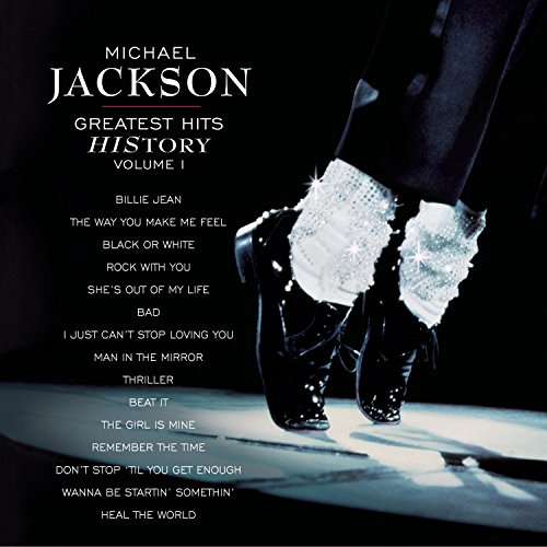 Michael Jackson - Vol. 1-Greatest Hits History - Zortam Music