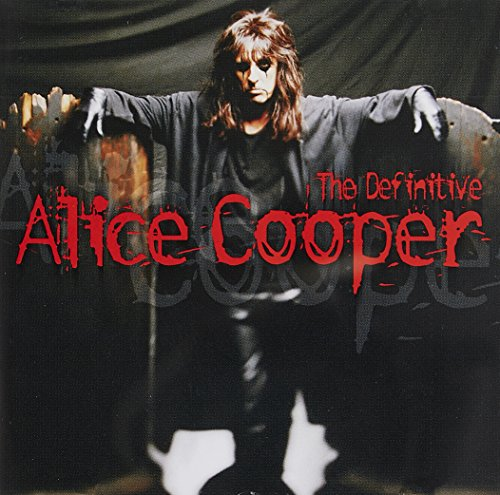Alice Cooper - The Definitive Alice - Zortam Music