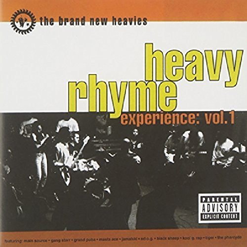 Brand New Heavies - Heavy Rhyme Experience: Vol 1 - Zortam Music