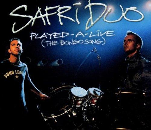 Safri Duo - Played A Live (The Bongo Song) - Zortam Music