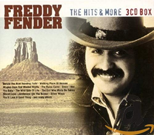 Freddy Fender - The Hits & More - Zortam Music