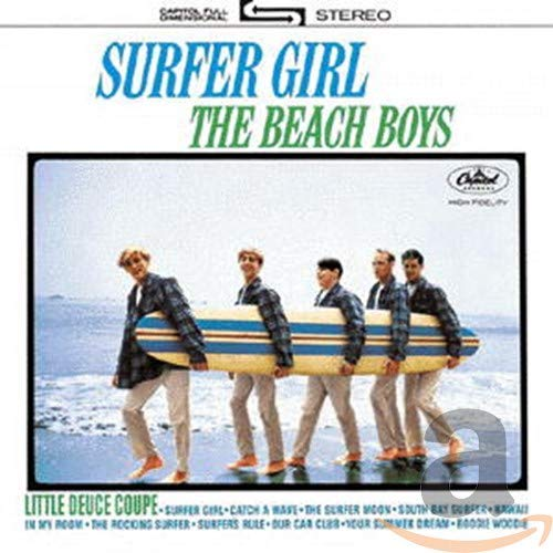 Beach Boys - Surfer Girl/V2 Shut Down - Zortam Music