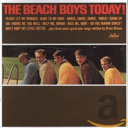 Beach Boys - Today/ Summer Days (and Summer Nights) - Zortam Music