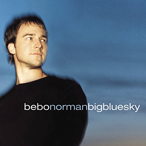 Big Blue Sky by Bebo Norman album cover