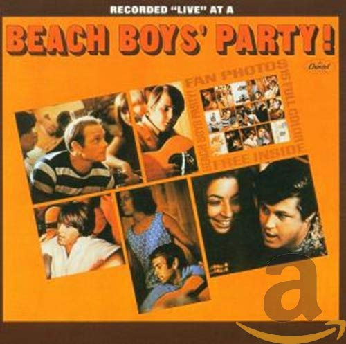 beach boys album covers. Beach Boys#39; Party!