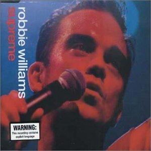 Williams Robbie - Supreme (CD1 Single) - Zortam Music