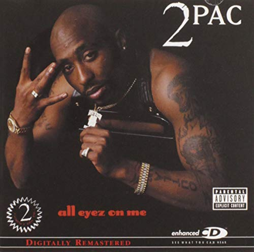 2pac - All Eyez On Me (Book One) - Zortam Music