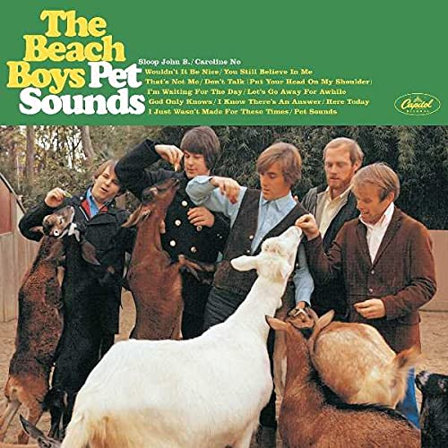 The Beach Boys - Pet Sounds (40th Anniversary Edition) - Zortam Music