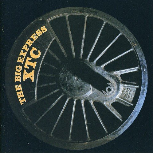 The Big Express by XTC album cover