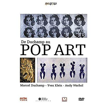 De Duchamp au Pop Art - Collection Palettes - DVD