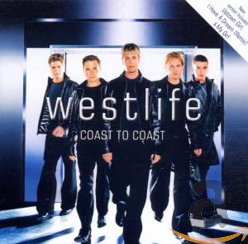 Westlife - Coast to Coast [Bonus Disc] - Zortam Music