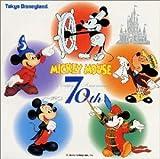 ミッキーマウス生誕70周年記念アルバム