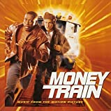 Pochette de l'album pour MONEY TRAIN