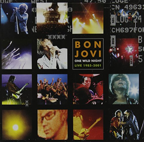 Bon Jovi - One Wild Night - Live 1985-2001 - Zortam Music