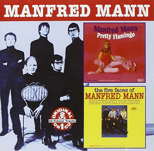 MANFRED MANN - Five Faces of Manfred Mann - Zortam Music